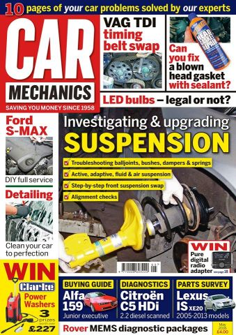 Car Mechanics (May 2016 - Web)