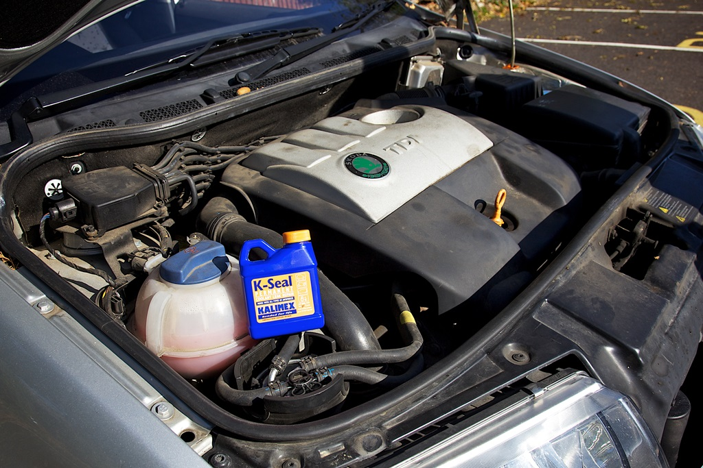 K-Seal Coolant Leak Head Gasket Repair Kalimex