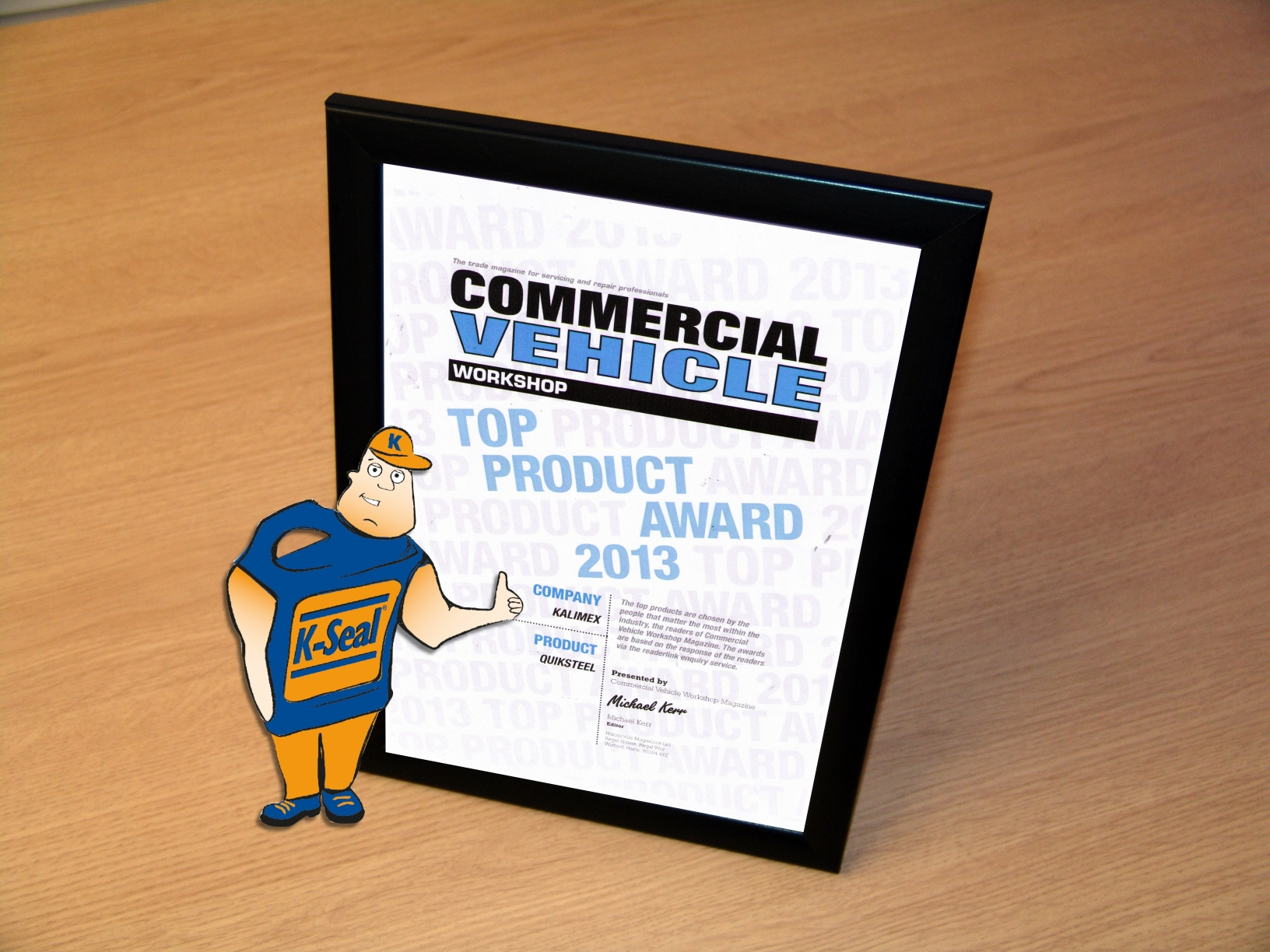 CVW Top Product 2013 (K-Seal)