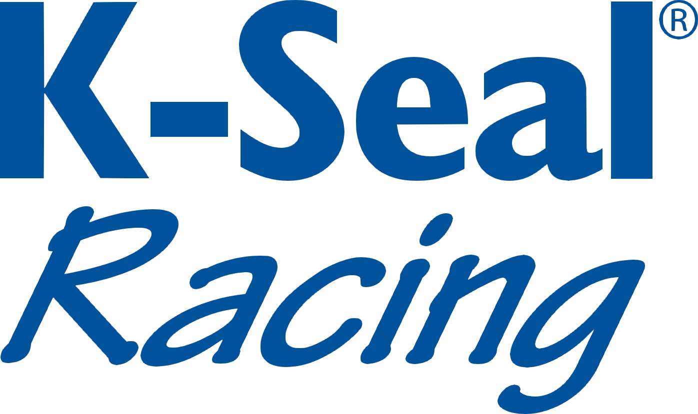 K-Seal Racing (Blue Text)