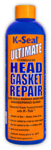 K-Seal Ultimate head gasket repair